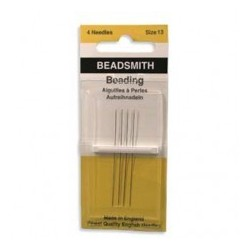 Βελόνες John James Beading Needles n.13 ZB10513