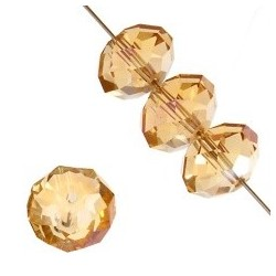Crystalls Donut 4x6mm 27190000-11