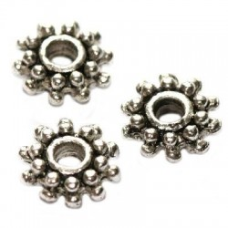 Metal flowers decorative 2350