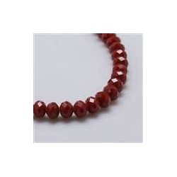 Beads Abacus Faceted X-EGLA-F049A-01 (Price per strand)