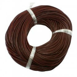 Leather cord       lc-1mm-02