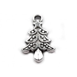 Pendant Christmas tree  14x20mm 130834