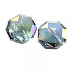 Krystal oval faceted 10666 (Price per piece)