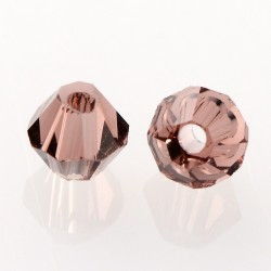 Faceted bicone  GLAA-E019-3mm-19