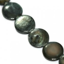Mother of pearls round 10mm 4360