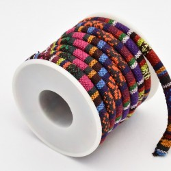 Rope cloth   Ethnic   Cords    OCOR-F001-08