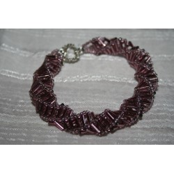 Bracelet with beads 6949