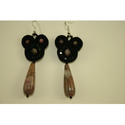 Hadmade earrings  7328