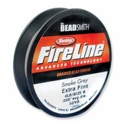Fireline Thread crystal clear  FL04CR50
